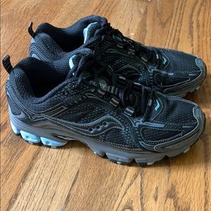 Saucony Excursion TR6 Running Shoes. Size 7.5